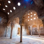 El Bañuelo, 11th century Arab baths (Hammam)