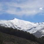 National Park of Sierra Nevada in Granada, Spain