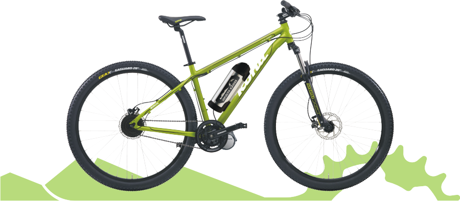 electric mountain bike Granada -Infinito eBikes